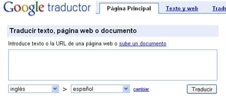 google traductor ingles espanol gratis descargar