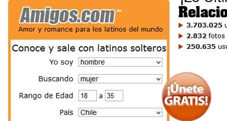 Sitios para encontrar pareja en chile