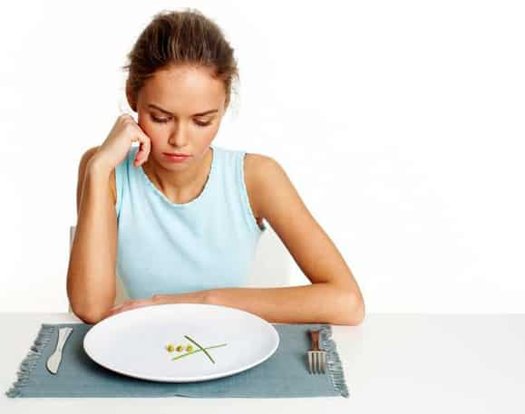 errores de una dieta