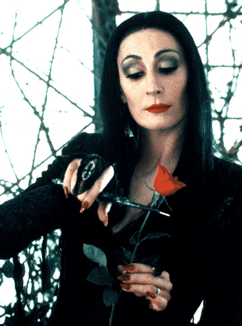 peinados de vampiresa para halloween