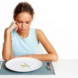 Los principales errores al hacer dieta