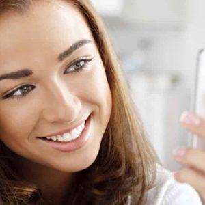 Los principales Errores de maquillaje en una selfie.